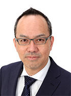 SHINTANI Yasushi Director of the Respiratory Center (General Thoracic Surgery)