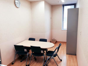 Counseling Rooms 1 & 2, Oncology Center Building 4th Floor
