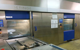 Washer-disinfector(Automatic washer-disinfector with automatic conveyor)